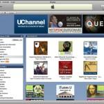 iTunesU: un nuevo paraiso geek
