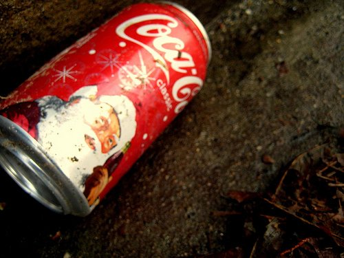 Santa Cola