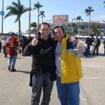 Notas sueltas sobre mi viaje al Super Bowl