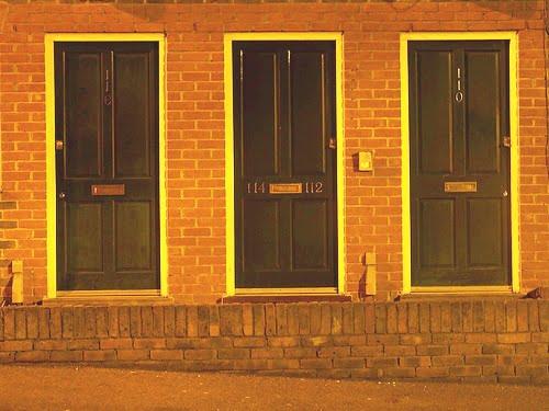 Tres puertas