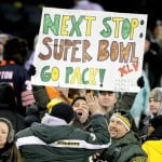 Next stop: Super Bowl XLV
