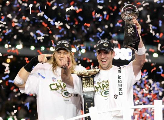 Notas sueltas sobre el Super Bowl XLV