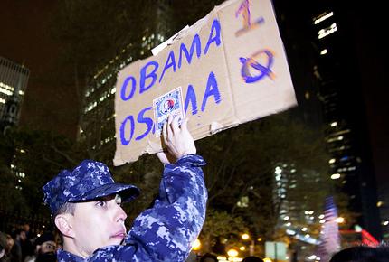 La muerte de Osama: un hecho simbólico