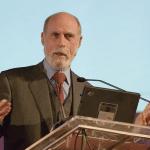 No te pierdas a Vint Cerf en la Argentina