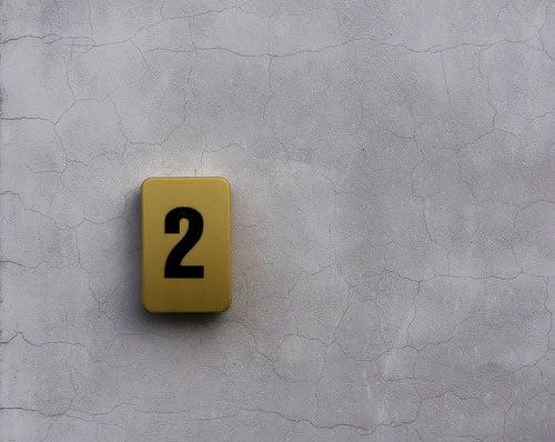 Necesitamos más Nº2