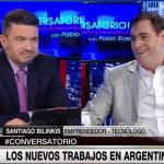 Los nuevos trabajos en Argentina