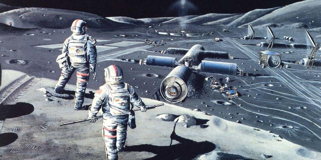 Volver a la luna (¡esta vez para quedarse!)